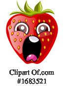 Strawberry Clipart #1683521 by Morphart Creations