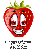 Strawberry Clipart #1683522 by Morphart Creations