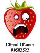 Strawberry Clipart #1683523 by Morphart Creations