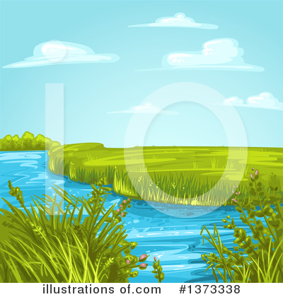 Pond Clipart #1373338 by merlinul