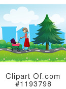 Stroll Clipart #1193798 by Graphics RF