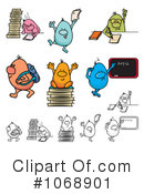 Student Clipart #1068901