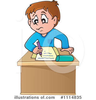 Student Clipart #1114835 by visekart