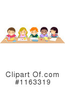 Royalty-Free (RF) Student Clipart Illustration #1163319