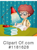 Royalty-Free (RF) Student Clipart Illustration #1181628