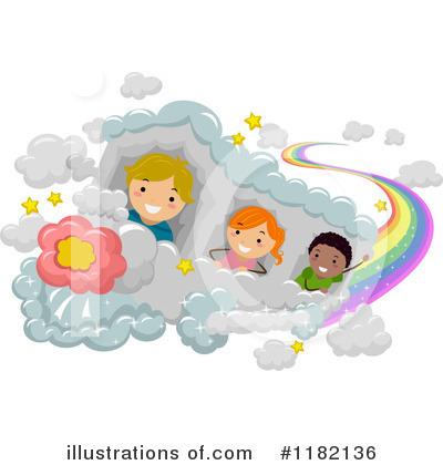 Rainbow Clipart #1182136 by BNP Design Studio