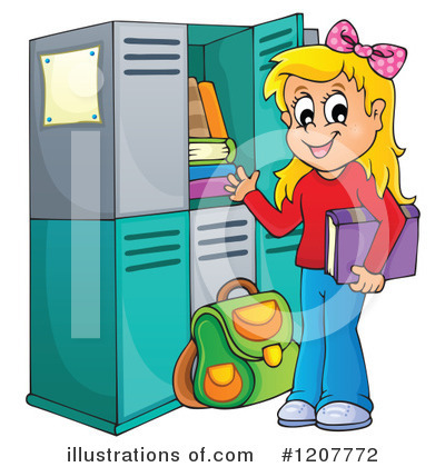 Student Clipart #1207772 by visekart