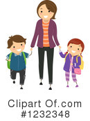 Student Clipart #1232348 by BNP Design Studio
