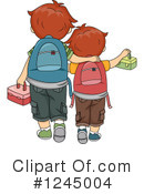 Student Clipart #1245004 by BNP Design Studio
