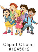 Student Clipart #1245012 by BNP Design Studio
