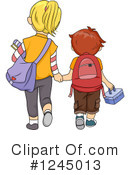 Student Clipart #1245013 by BNP Design Studio