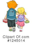 Student Clipart #1245014 by BNP Design Studio