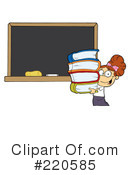 Student Clipart #220585 by Hit Toon