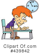 Student Clipart #439842 by toonaday