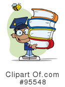 Student Clipart #95548 by Hit Toon