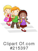 Students Clipart #215397 by BNP Design Studio
