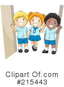 Students Clipart #215443 by BNP Design Studio