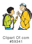Students Clipart #59341 by xunantunich