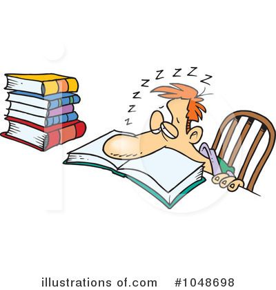 Sleep Clipart #1048698 by toonaday