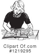 Studying Clipart #1219295 by Picsburg