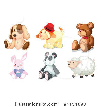 Clip Art Stuffed Animal Clipart stuffed animal clipart 1131098 illustration by colematt royalty free rf colematt