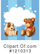 Stuffed Animal Clipart #1210313 by Graphics RF