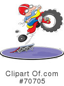 Stunt Clipart #70705 by jtoons
