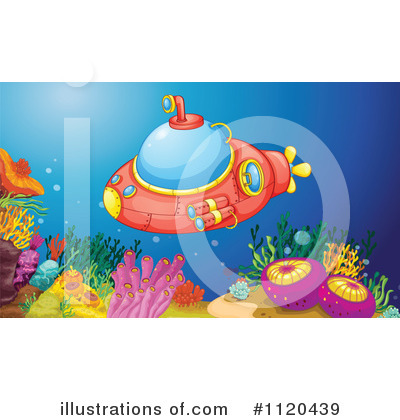 Reef Clipart #1120439 by Graphics RF
