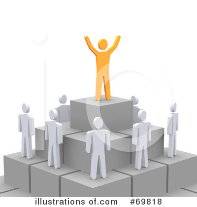 Leadership Clipart #69818 by Jiri Moucka