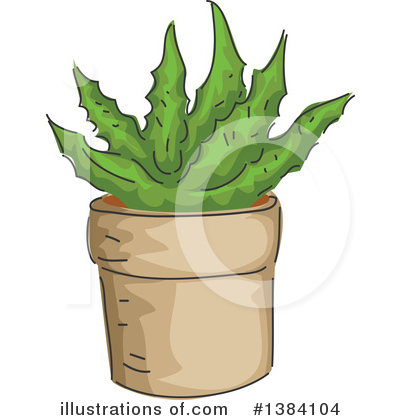 Aloe Clipart #1384104 by BNP Design Studio