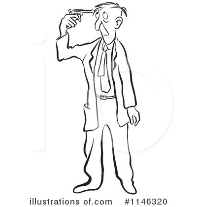 Businessman Clipart #1146320 by Picsburg