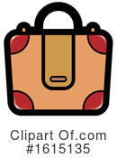 Suitcase Clipart #1615135 by Lal Perera