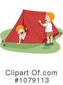 Summer Camp Clipart #1079113 by BNP Design Studio