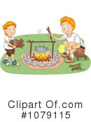 Summer Camp Clipart #1079115 by BNP Design Studio