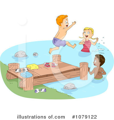 Summer Camp Clipart #1079122 by BNP Design Studio