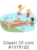 Royalty-Free (RF) Summer Camp Clipart Illustration #1079122