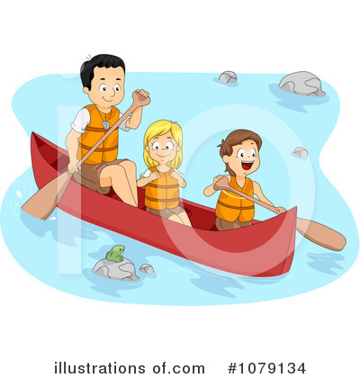 Summer Camp Clipart #1079134 by BNP Design Studio