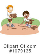 Royalty-Free (RF) summer camp Clipart Illustration #1079135