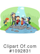 Summer Camp Clipart #1092831 by BNP Design Studio