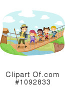 Royalty-Free (RF) summer camp Clipart Illustration #1092833