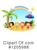 Summer Clipart #1205988 by Graphics RF