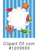 Summer Clipart #1209693 by Graphics RF