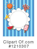 Summer Clipart #1210307 by Graphics RF