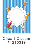 Summer Clipart #1210319 by Graphics RF