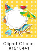 Summer Clipart #1210441 by Graphics RF