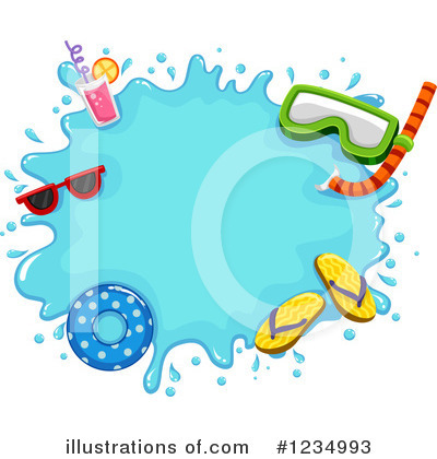 Splash Clipart #1234993 by BNP Design Studio