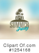 Summer Clipart #1254168 by KJ Pargeter
