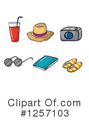 Summer Clipart #1257103 by Graphics RF