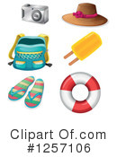Summer Clipart #1257106 by Graphics RF