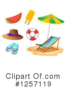 Summer Clipart #1257119 by Graphics RF